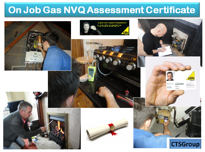 Gas Safe Training Courses
