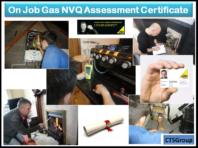 Gas Training and Work Experience